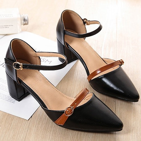 products / women_s_chunky_heel_pump_shoes_cap-toe_ankle_with_buckle_4.jpg