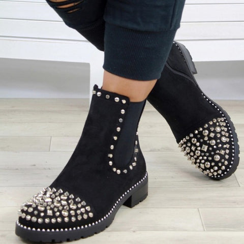 products / women_s_round_toe_low_heel_ankle_boots_with_rivet_zipper_shoes_1.jpg