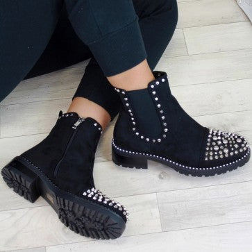 products / women_s_round_toe_low_heel_ankle_boots_with_rivet_zipper_shoes_2.jpg