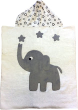 Load image into Gallery viewer, Big Foot Boogie Baby Hooded Towel