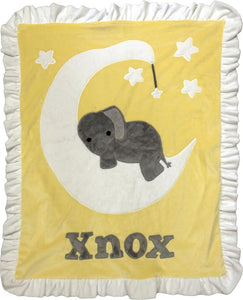 Goodnight Moon Boogie Baby Blanket