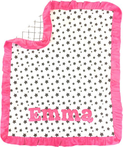 Name Game Boogie Baby Blanket