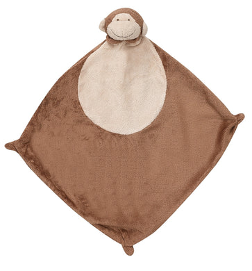 Angel Dear Security Blanket/Lovie - Brown Monkey