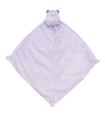 Angel Dear Security Blanket/Lovie - Purple Hippo