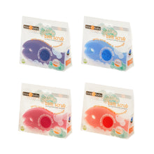 Load image into Gallery viewer, Innobaby Animal Bathin' Smart Silicone Fish Antimicrobial Bath Scrub