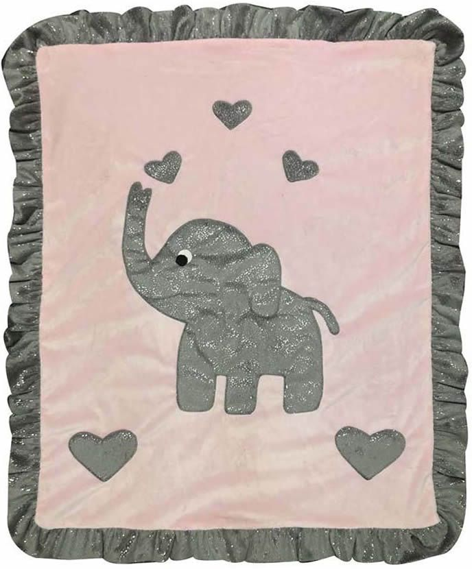 Big Foot Boogie Baby Blanket