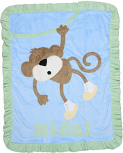Load image into Gallery viewer, Hangin' Around Boogie Baby Blanket