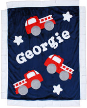 Load image into Gallery viewer, Ladder 123 Boogie Baby Blanket