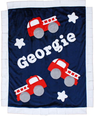 Ladder 123 Boogie Baby Blanket