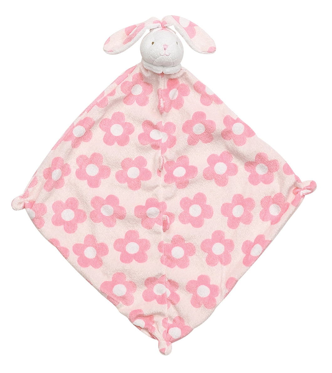 Angel Dear Security Blanket/Lovie - Flower Bunny