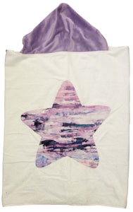 Big Star Boogie Baby Hooded Towel