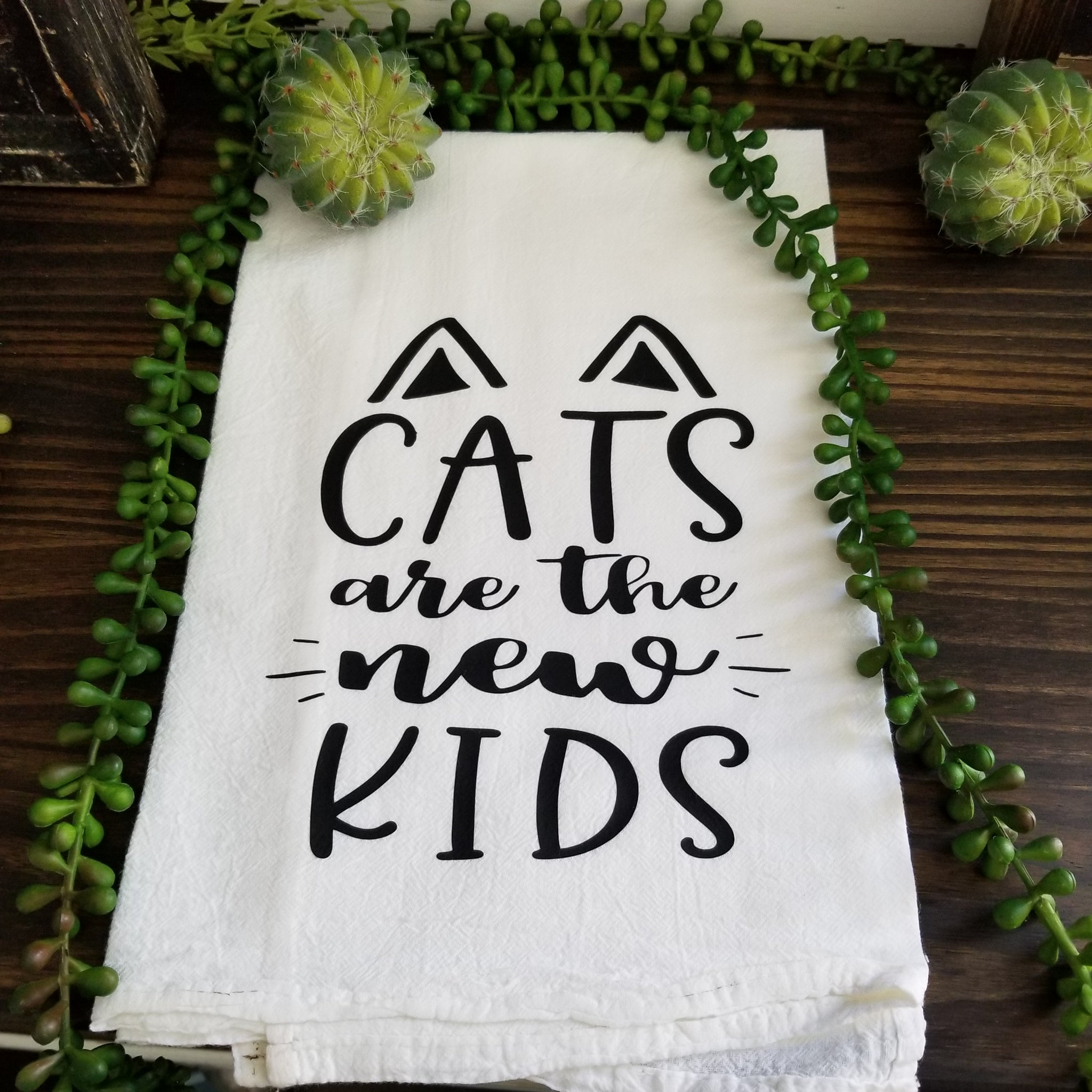 Cats are the New Kids