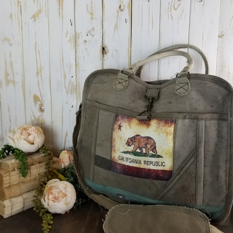 Large Military Bag Style 1