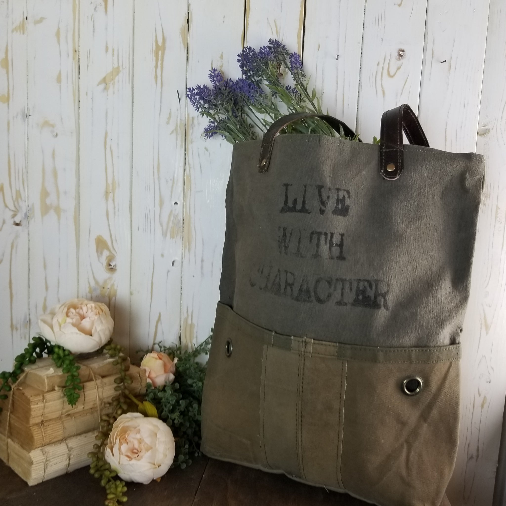 Large Military Bag Style 5