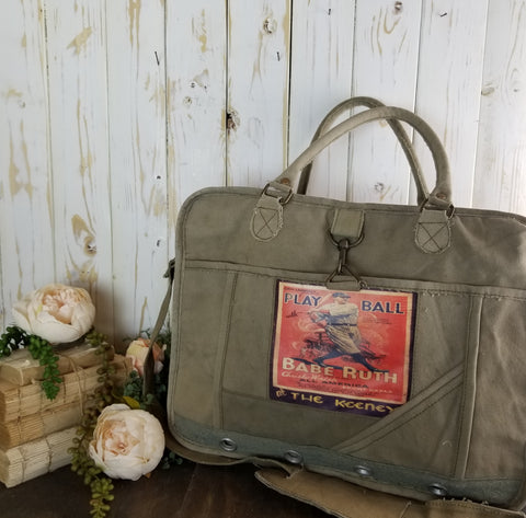 Large Military Bag Style 3