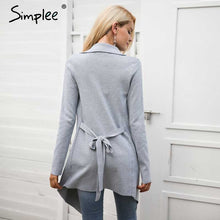 Load image into Gallery viewer, Long Sleeve Classy Cardigan