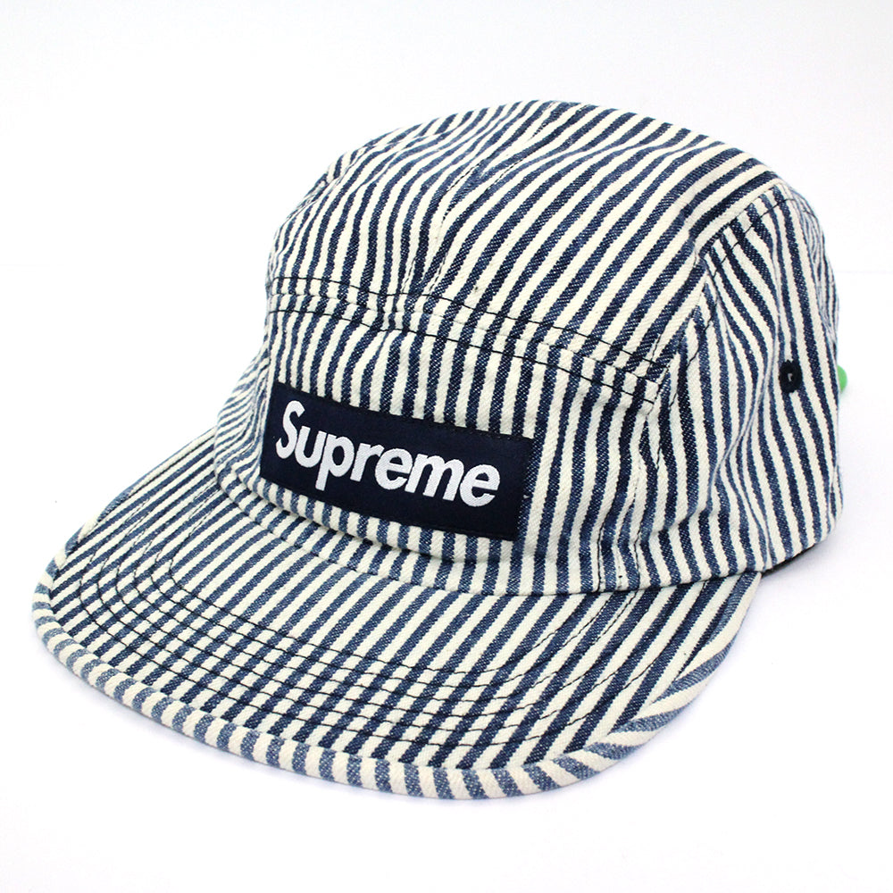 Supreme Denim Camp Cap
