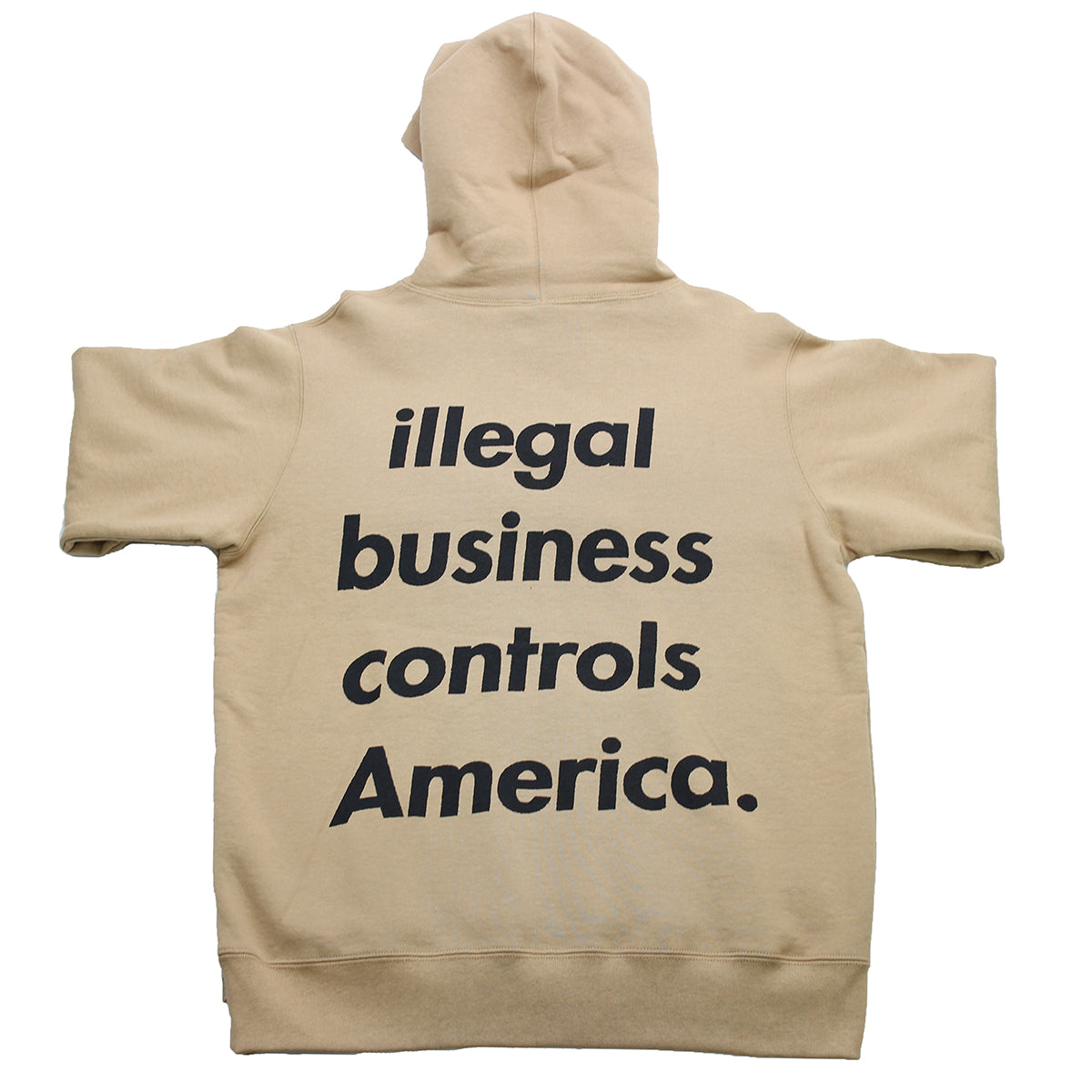 Supreme Illegal Business Hooded Sweatshirt