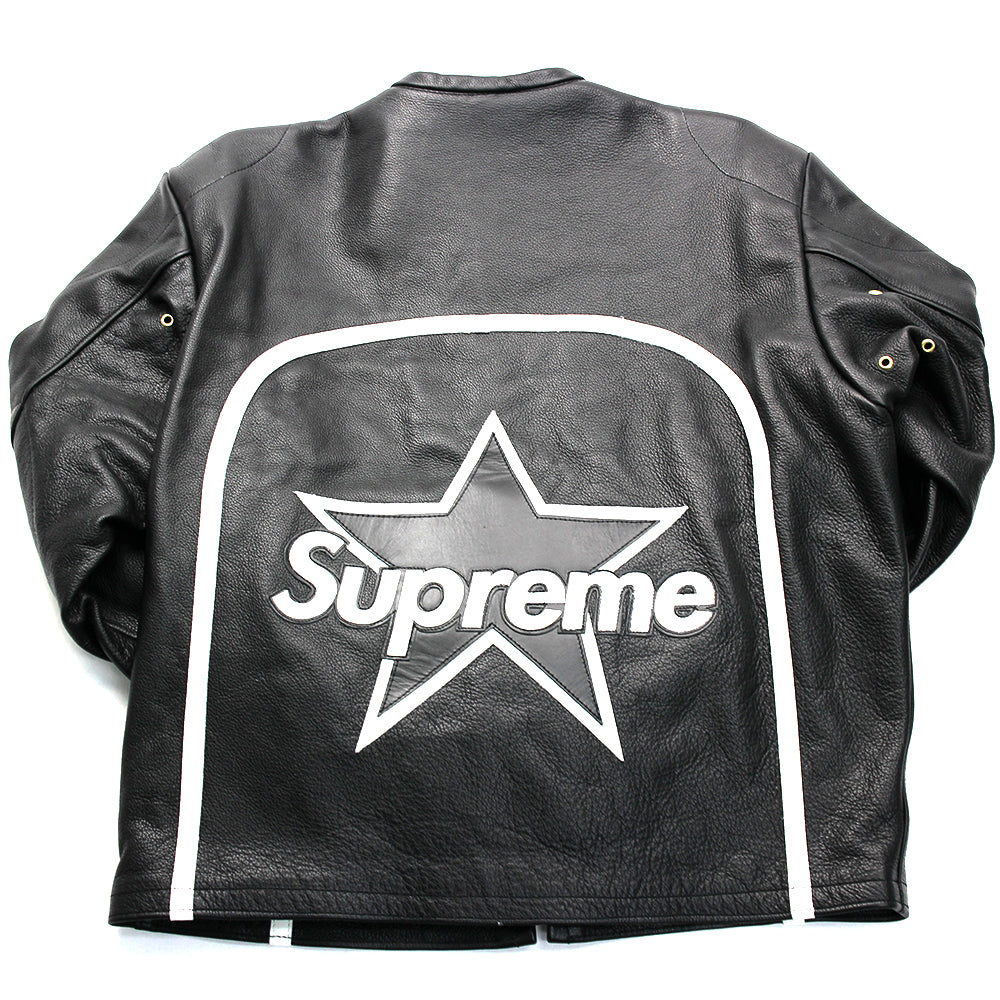 Supreme Vanson Leather Star Jacket