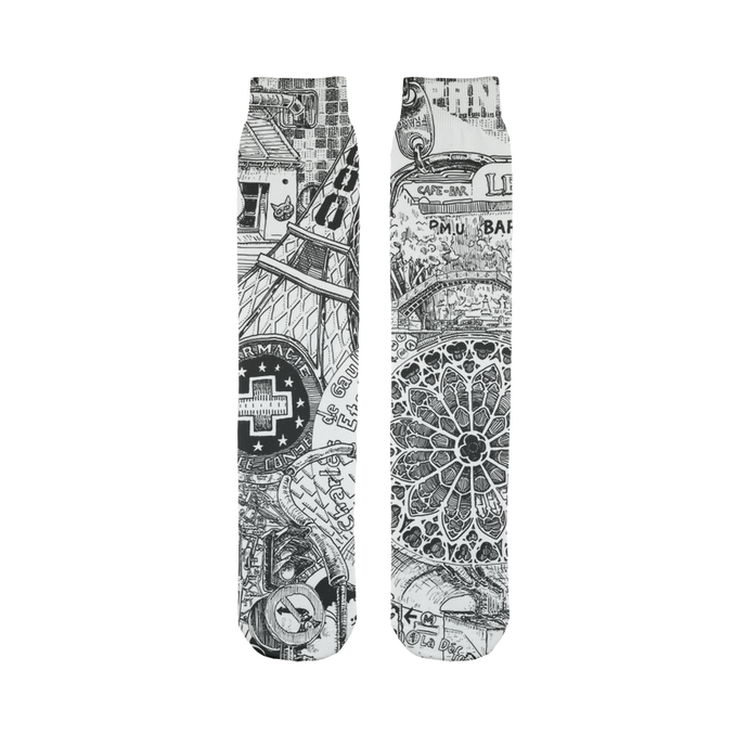 PARIS Socks