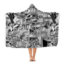 Load image into Gallery viewer, SEOUL Premium Hooded Blanket