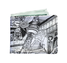 Load image into Gallery viewer, BERLIN Design Vegan Wallet