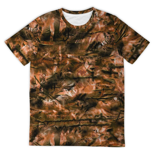 GRAFFITI CAMOUFLAGE T-Shirt