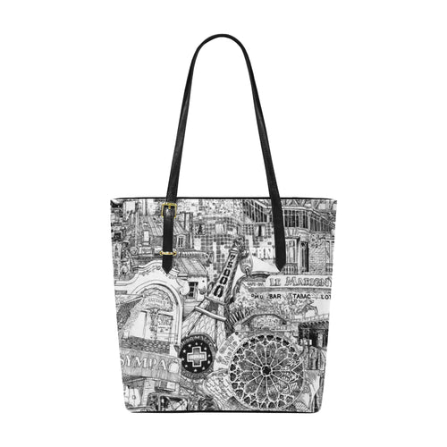 PARIS Design Tote Bag