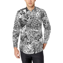 Load image into Gallery viewer, LAOS Mens Long Sleeve Shirt