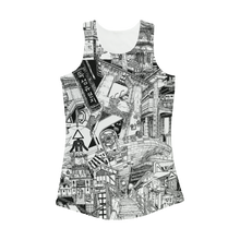 Load image into Gallery viewer, SEOUL Women Performance Tank Top