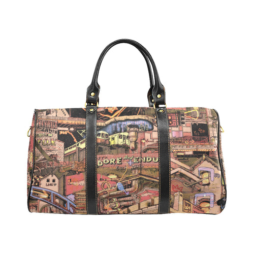 LONDON Color Travel Bag