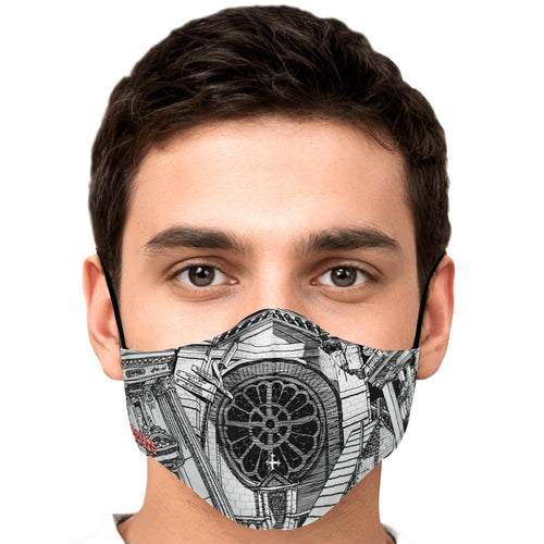 BRUSSELS Breathing Mask