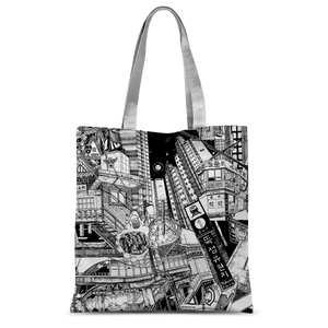 SEOUL Canvas Shopper