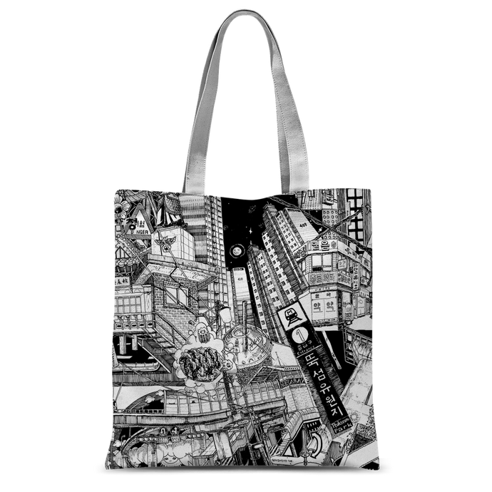SEOUL Shopper / Tote Bag