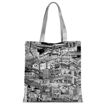 Load image into Gallery viewer, LONDON Tote Bag