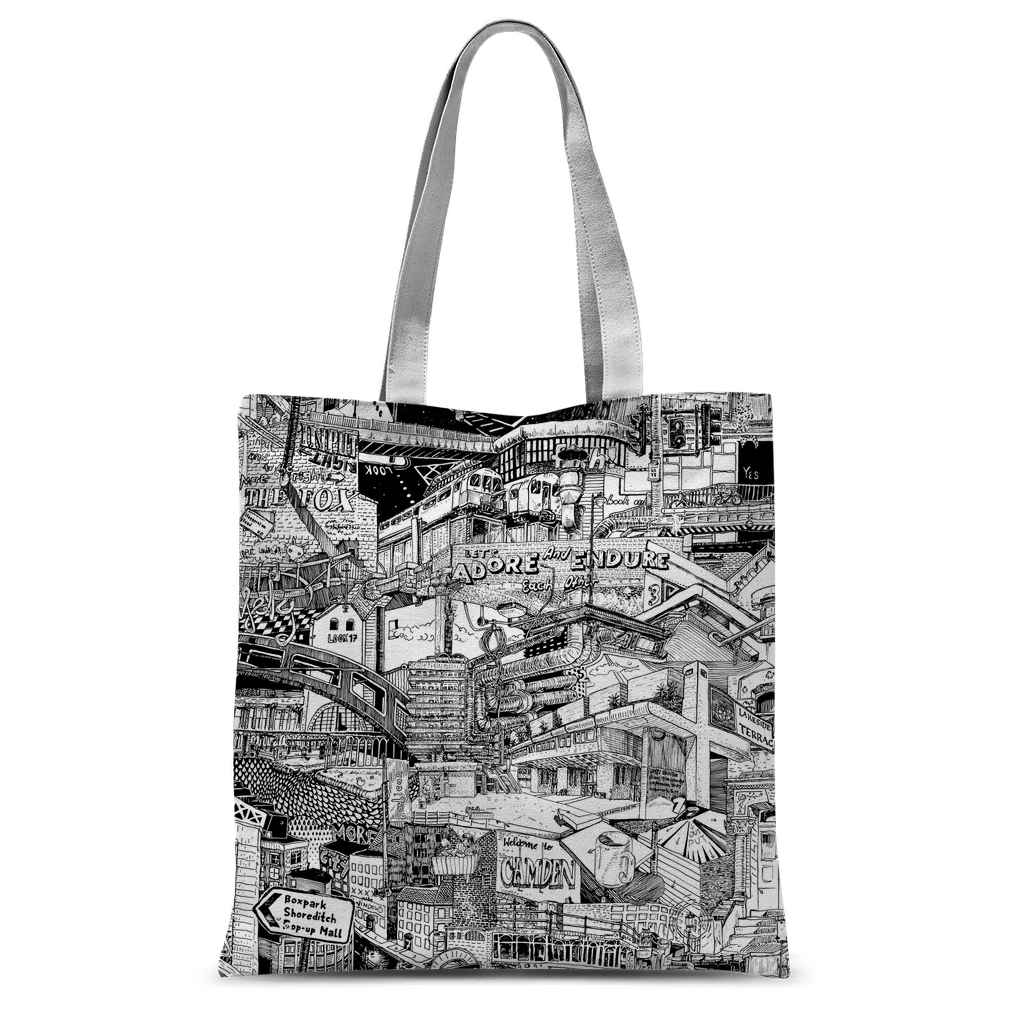 LONDON Tote Bag