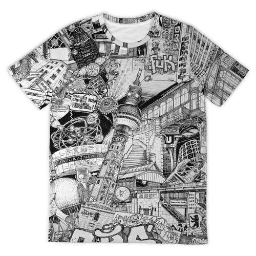 BERLIN Design T-Shirt