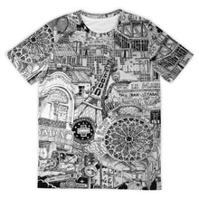Load image into Gallery viewer, PARIS Design T-Shirt