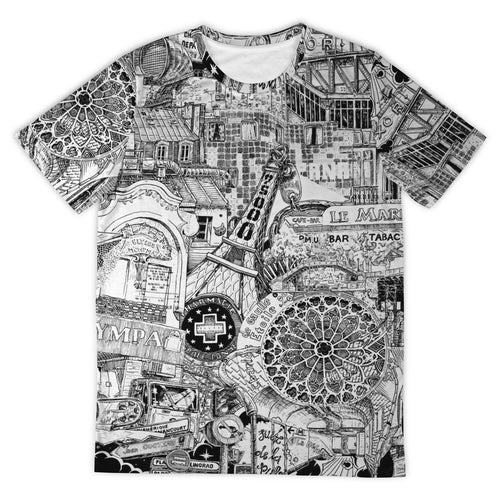 PARIS Design T-Shirt