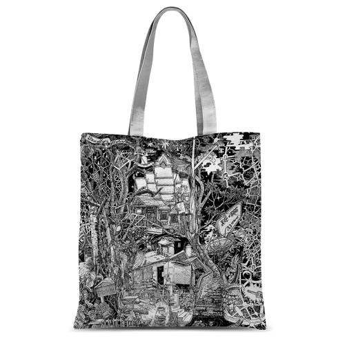 LAOS Canvas Shopper