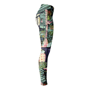 This Wearable Artwork is a special fashion statement and a rare Designer Souvenir. Cover yourself in our all over print urban camouflage that features the local sights of the city, in black and white, all hand drawn on the streets or digitally colored. Environmentally Responsible = NO MASS PRODUCTION! We aim to bring you only the highest quality product thanks that you will love thanks to our made to order craftsmanship. We stand for the highest satisfaction of travelers, tourists and locals alike.