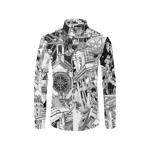 BRUSSELS Mens Shirt