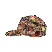 Load image into Gallery viewer, LONDON Color Snapback Cap