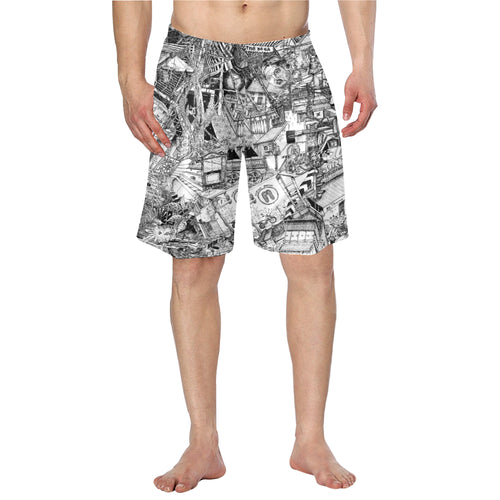 HANOI Summer and Swim Shorts