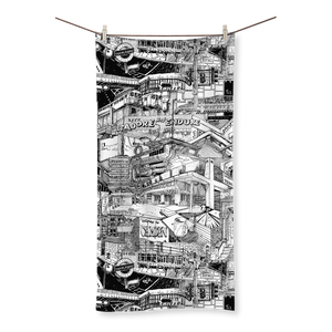 LONDON 2 Sublimation All Over Towel