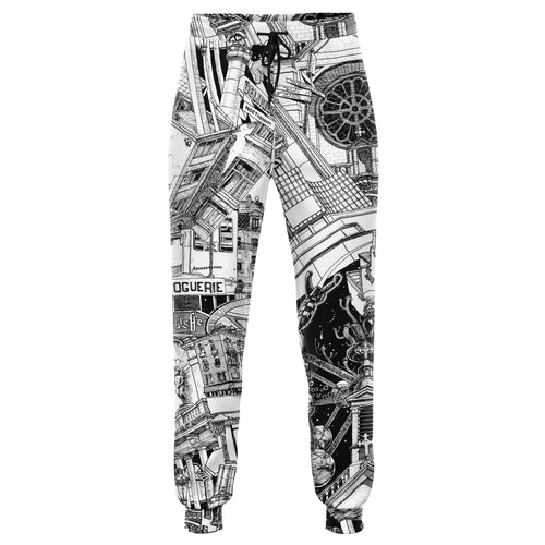 BRUSSELS Design Sweatpants