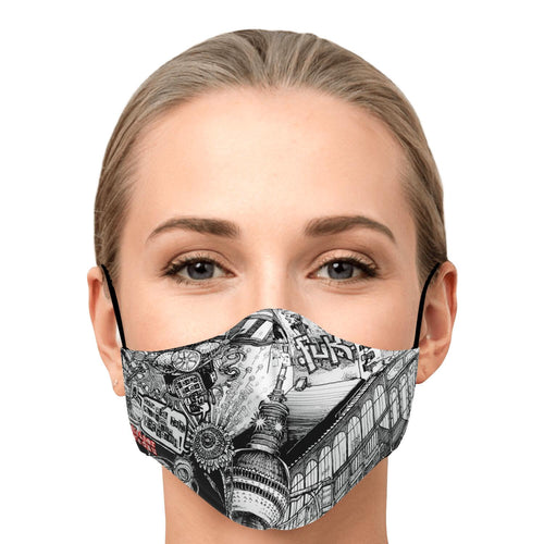 BERLIN Breathing Mask