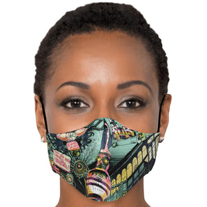 BERLIN Color Breathing Mask
