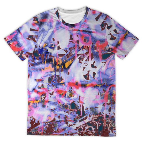 GRAFITTI CAMOUFLAGE T-Shirt