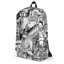 Load image into Gallery viewer, Berlin All Over Backpack